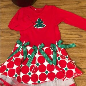 Other - No tag, Christmas dress size 3/4t